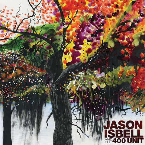 <b>Jason Isbell And The 400 Unit </b><br><i>Jason Isbell & The 400 Unit [Indie-Exclusive Translucent Green Vinyl]</i>