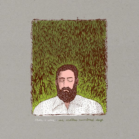 <b>Iron And Wine </b><br><i>Our Endless Numbered Days [Deluxe 2LP] [Green Vinyl Loser Edition While Supplies Last]</i>