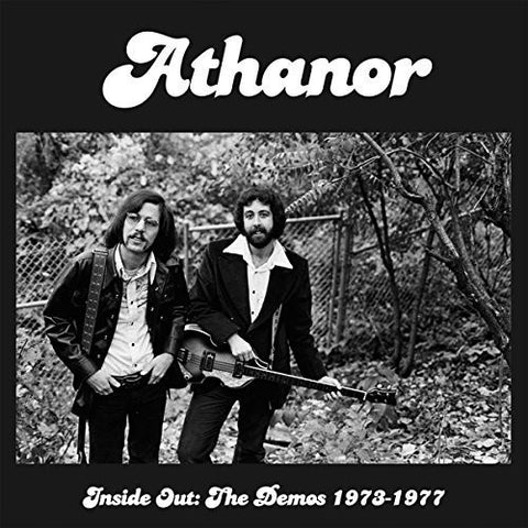 <b>Athanor </b><br><i> Inside Out: The Demos 1973 - 1977</i>