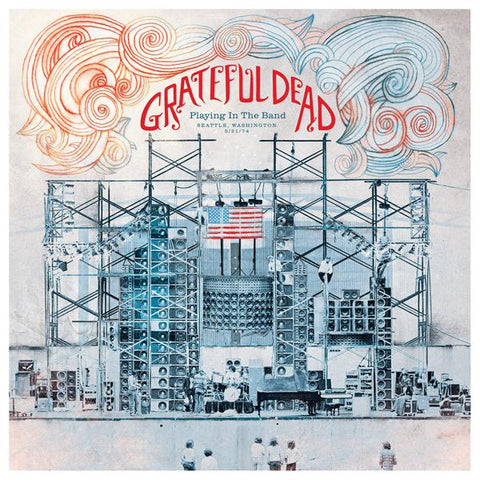 <b>Grateful Dead </b><br><i>Playing In The Band, Seattle, WA 5/21/74</i>
