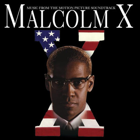 <b>Various </b><br><i>Malcolm X Music From The Motion Picture</i>
