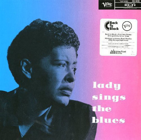 <b>Billie Holiday </b><br><i>Lady Sings The Blues</i>