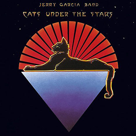 <b>Jerry Garcia Band </b><br><i>Cats Under The Stars</i>
