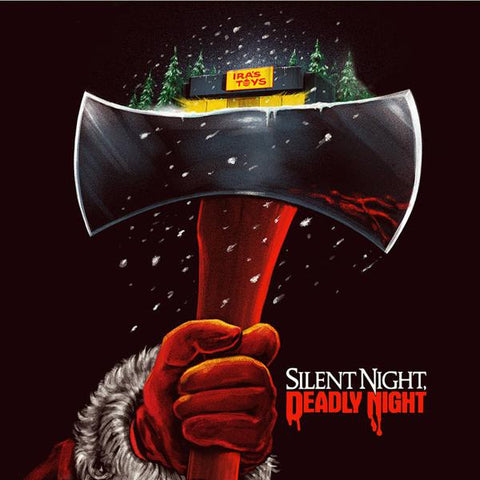 <b>Various Artists </b><br><i>Silent Night, Deadly Night [Red / Orange Swirl Vinyl]</i>