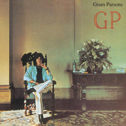 "<b>Gram Parsons </b><br><i>GP [180g LP w/ 7""] [SYEOR 2019 Exclusive]</i>"