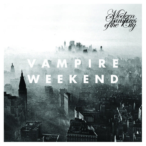 <b>Vampire Weekend </b><br><i>Modern Vampires Of The City</i>
