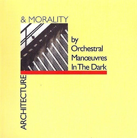 <b>Orchestral Manoeuvres In The Dark </b><br><i>Architecture & Morality</i>