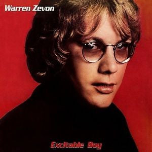 <b>Warren Zevon </b><br><i>Excitable Boy</i>