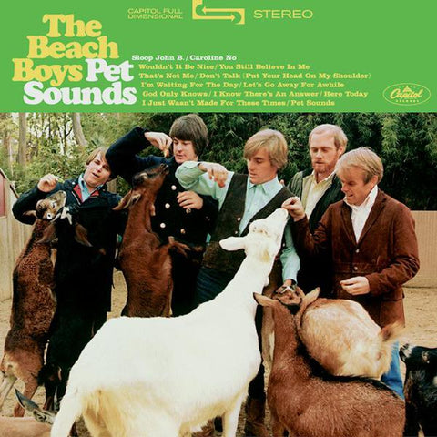 <b>The Beach Boys </b><br><i>Pet Sounds [200g Stereo]</i>