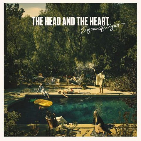<b>The Head And The Heart </b><br><i>Signs Of Light [Picture Disc]</i>