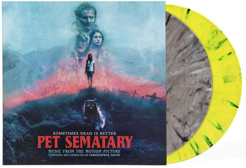 <b>Christopher Young </b><br><i>Pet Sematary (Music from the Motion Picture)</i>