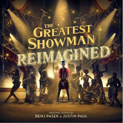 <b>Various </b><br><i>The Greatest Showman Reimagined</i>