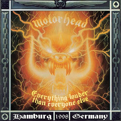 <b>Motorhead </b><br><i>Everything Louder Than Everyone Else</i>