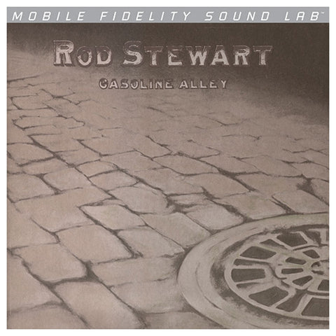 <b>Rod Stewart </b><br><i>Gasoline Alley</i>
