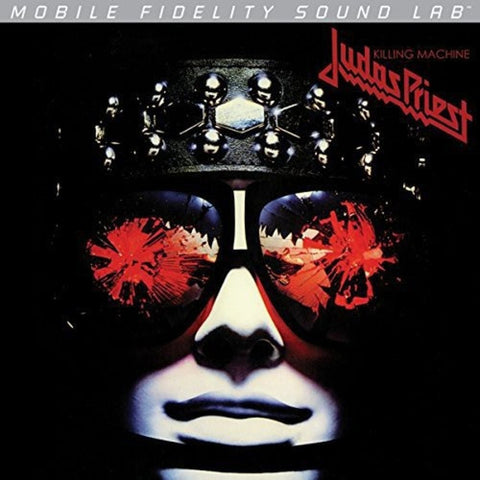 <b>Judas Priest </b><br><i>Killing Machine</i>