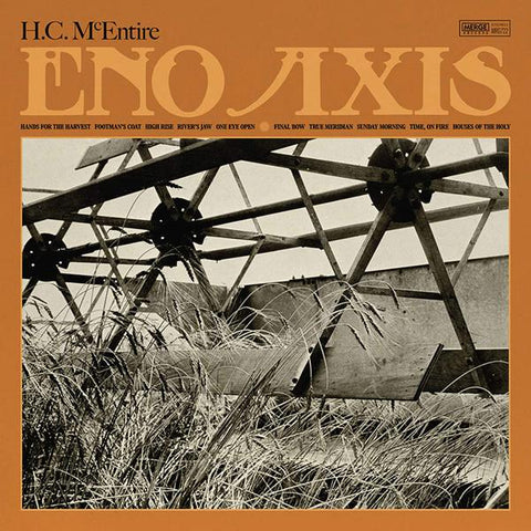 <b>H.C. McEntire </b><br><i>Eno Axis [Indie-Exclusive Copper Marble Vinyl]</i>