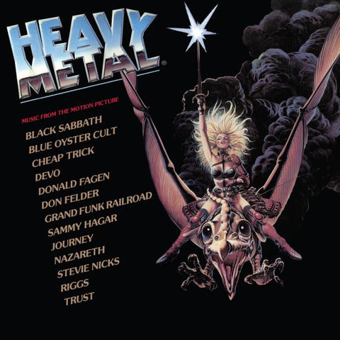 <b>Various </b><br><i>Heavy Metal [Music From The Motion Picture][2LP][ROCKtober 2017 Exclusive]</i>