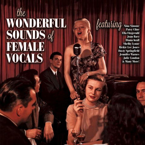 <b>Various </b><br><i>The Wonderful Sounds Of Female Vocals</i>