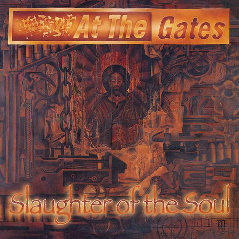<b>At The Gates </b><br><i>Slaughter Of The Soul</i>