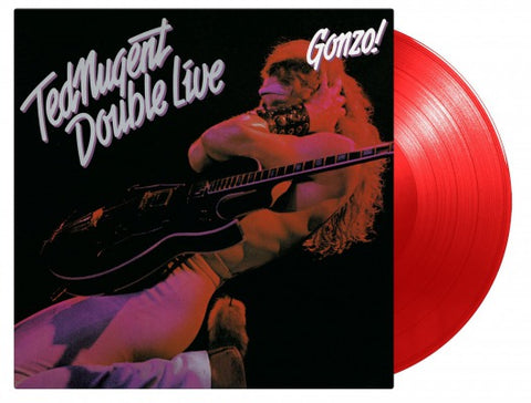 <b>Ted Nugent </b><br><i>Double Live Gonzo! [Import] [Red Vinyl]</i>