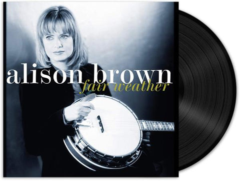 <b>Alison Brown </b><br><i>Fair Weather</i>
