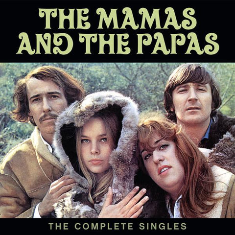 <b>The Mamas And The Papas </b><br><i>The Complete Singles [2LP Green Vinyl]</i>