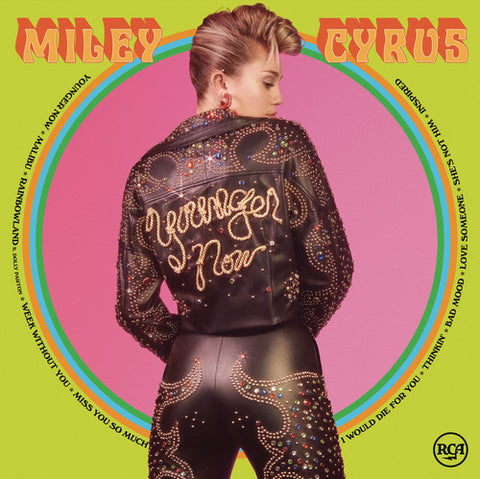 <b>Miley Cyrus </b><br><i>Younger Now</i>