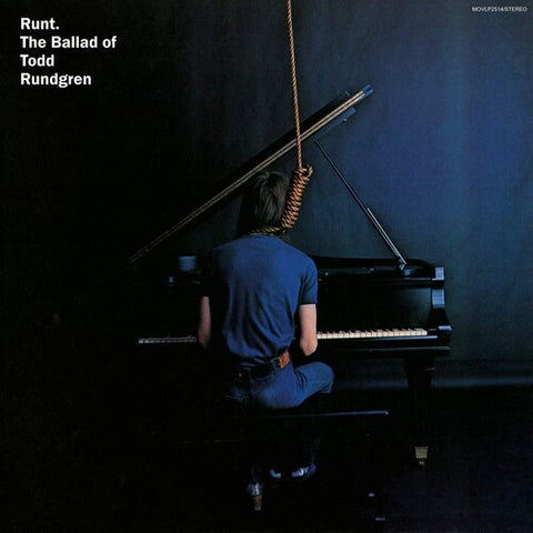 <b>Todd Rundgren </b><br><i>Runt. The Ballad Of Todd Rundgren [Import] [Blue Vinyl]</i>