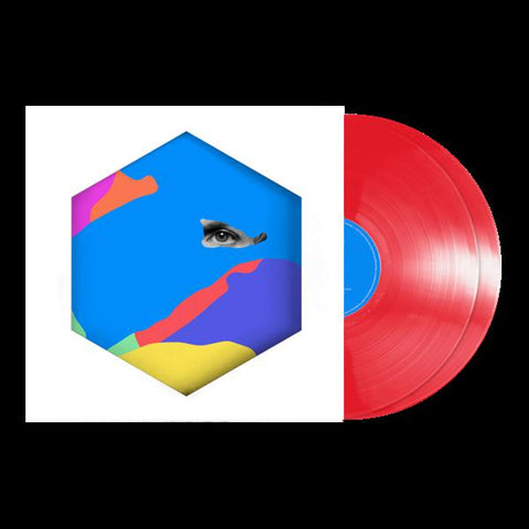 Beck Colors [Deluxe, Red Vinyl, 2LP, 45rpm, Custom Artwork, 24 Page Booklet]
