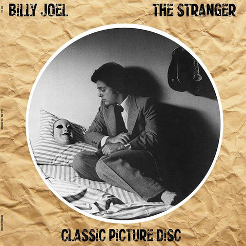 <b>Billy Joel </b><br><i>The Stranger [Picture Disc]</i>