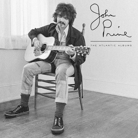 <b>John Prine </b><br><i>The Atlantic Albums [4-lp]</i>