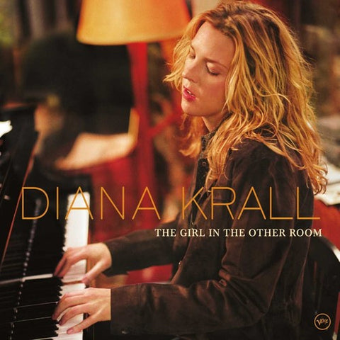 <b>Diana Krall </b><br><i>The Girl In The Other Room</i>