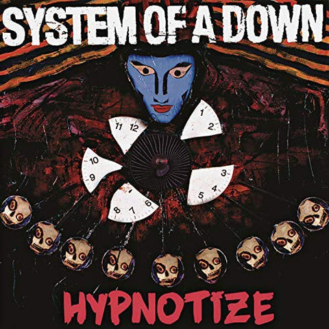 <b>System Of A Down </b><br><i>Hypnotize</i>