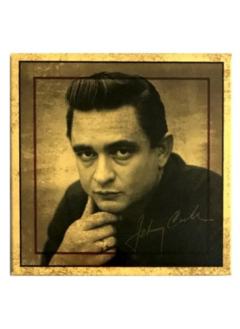 "<b>Johnny Cash </b><br><i>Cry! Cry! Cry! [3""]</i>"
