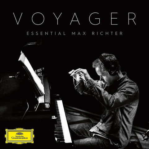 <b>Max Richter </b><br><i>Voyager: Essential Max Richter [4-lp Box Set]</i>