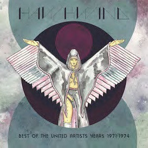 <b>Hawkwind </b><br><i>Best Of The United Artists Years</i>