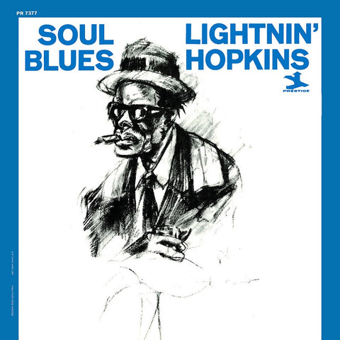 <b>Lightnin' Hopkins </b><br><i>Soul Blues</i>