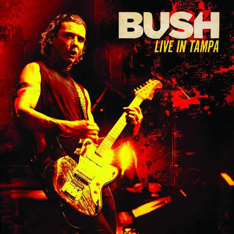 <b>Bush </b><br><i>Live In Tampa [Colored Vinyl]</i>