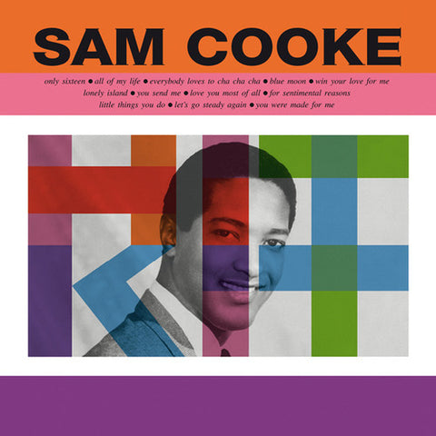 <b>Sam Cooke </b><br><i>Hit Kit</i>