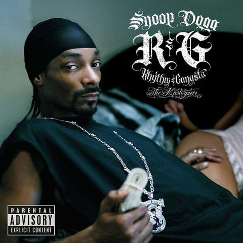 <b>Snoop Dogg </b><br><i>R & G (Rhythm & Gangsta): The Masterpiece</i>