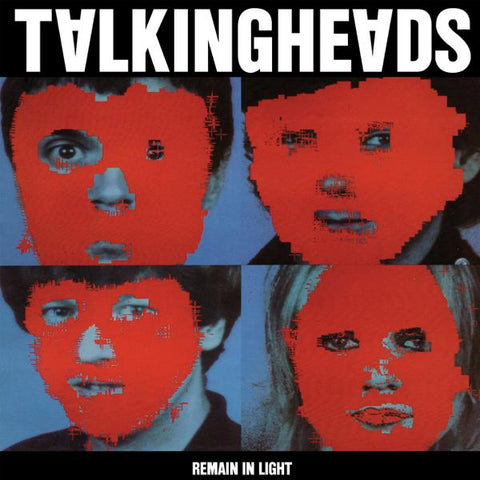 <b>Talking Heads </b><br><i>Remain In Light [Colored Vinyl]</i>