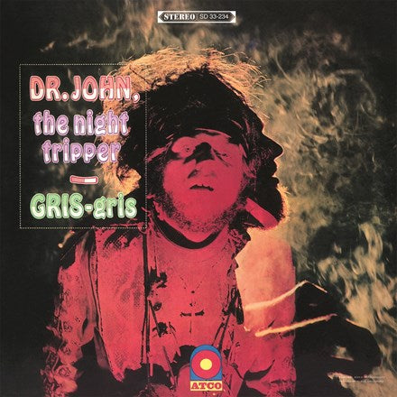 <b>Dr. John, The Night Tripper </b><br><i>Gris-Gris</i>