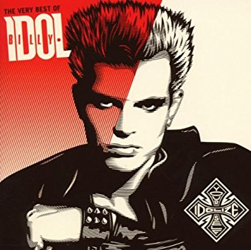 <b>Billy Idol </b><br><i>Idolize Yourself : The Very Best Of Billy Idol</i>