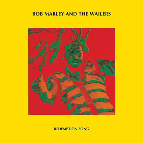 "<b>Bob Marley & The Wailers </b><br><i>Redemption Song [12"" Single] [Clear Vinyl]</i>"