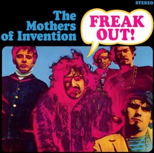 <b>Mothers Of Invention, The </b><br><i>Freak Out!</i>
