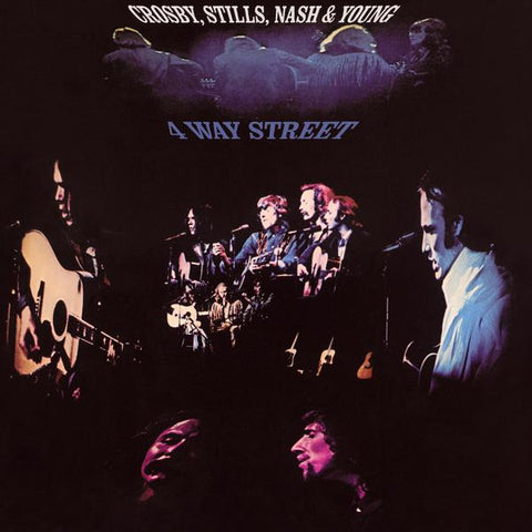 <b>Crosby, Stills, Nash & Young </b><br><i>4 Way Street (Expanded Edition)</i>
