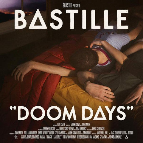 <b>Bastille </b><br><i>Doom Days [Indie-Exclusive Red / Black Splatter]</i>
