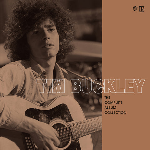 <b>Tim Buckley </b><br><i>The Album Collection 1966-1972 [7-lp, Black Vinyl] [Rhino Summer Of 69 Exclusive]</i>