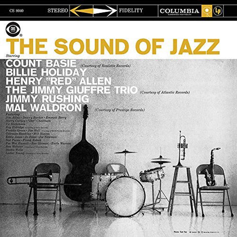 <b>Various </b><br><i>The Sound Of Jazz</i>