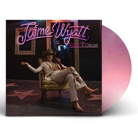 <b>Jaime Wyatt </b><br><i>Neon Cross [Indie-Exclusive Hot Pink Vinyl]</i>